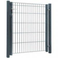 1 flg. Tür/ Tor Rahmen 40 x 40 mm