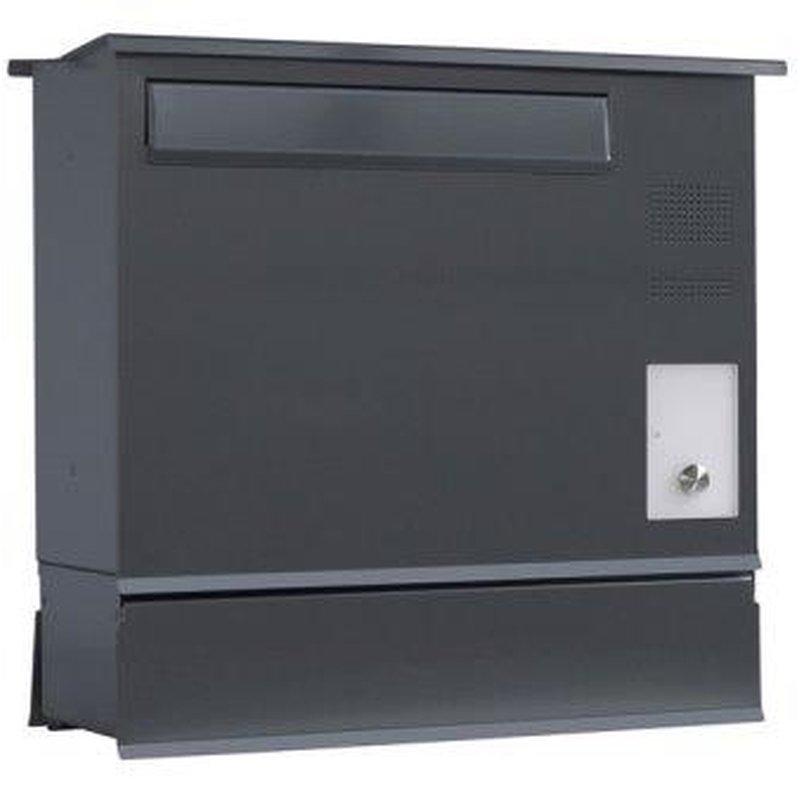 briefkasten likno 8000 zf und ke rechts entnahme hinten. Black Bedroom Furniture Sets. Home Design Ideas